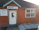Exterior image of Physio.co.uk Rochdale Clinic