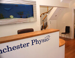 Exterior image of Physio.co.uk Claremont Road, Sale Clinic