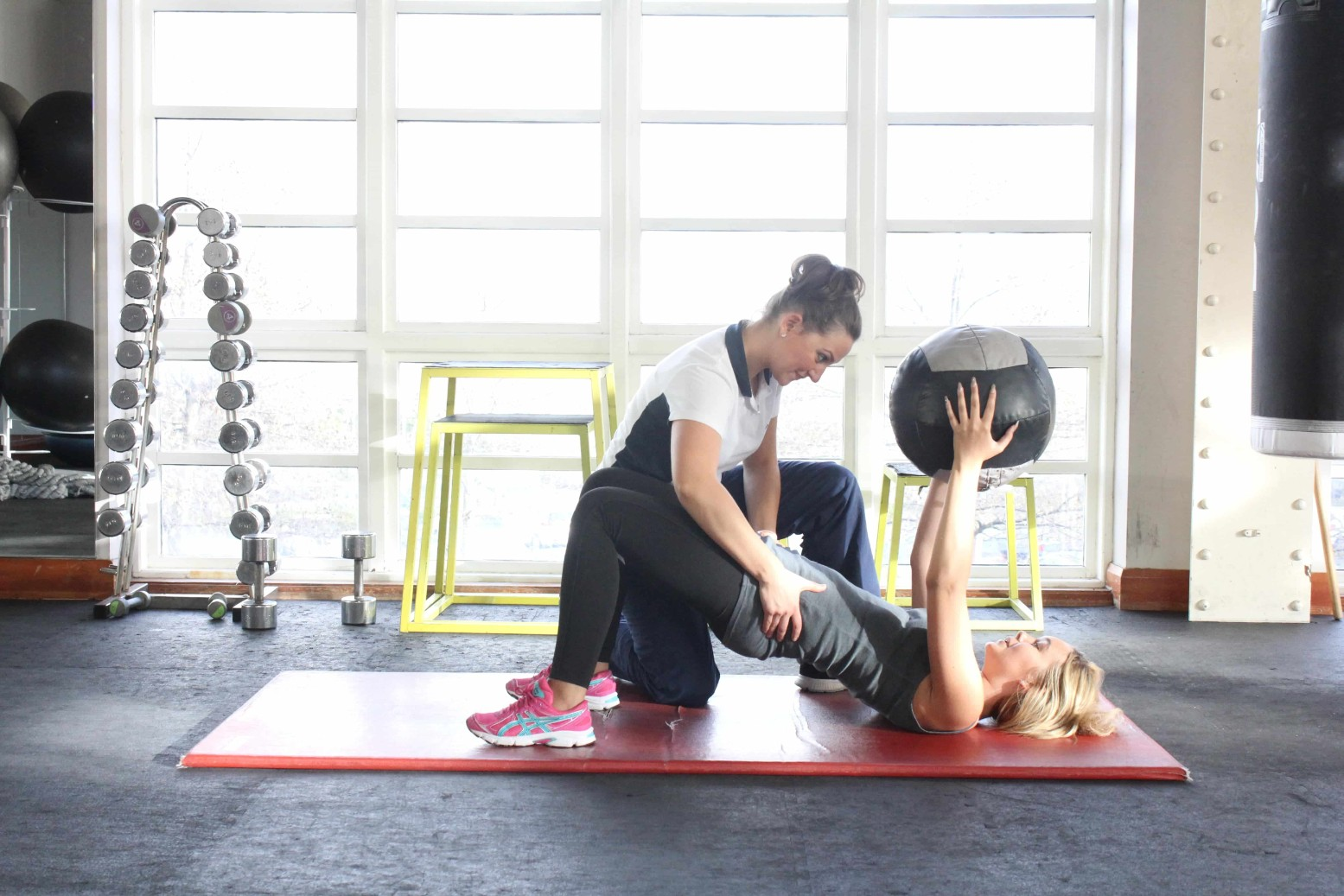 Personal training with Physio.co.uk