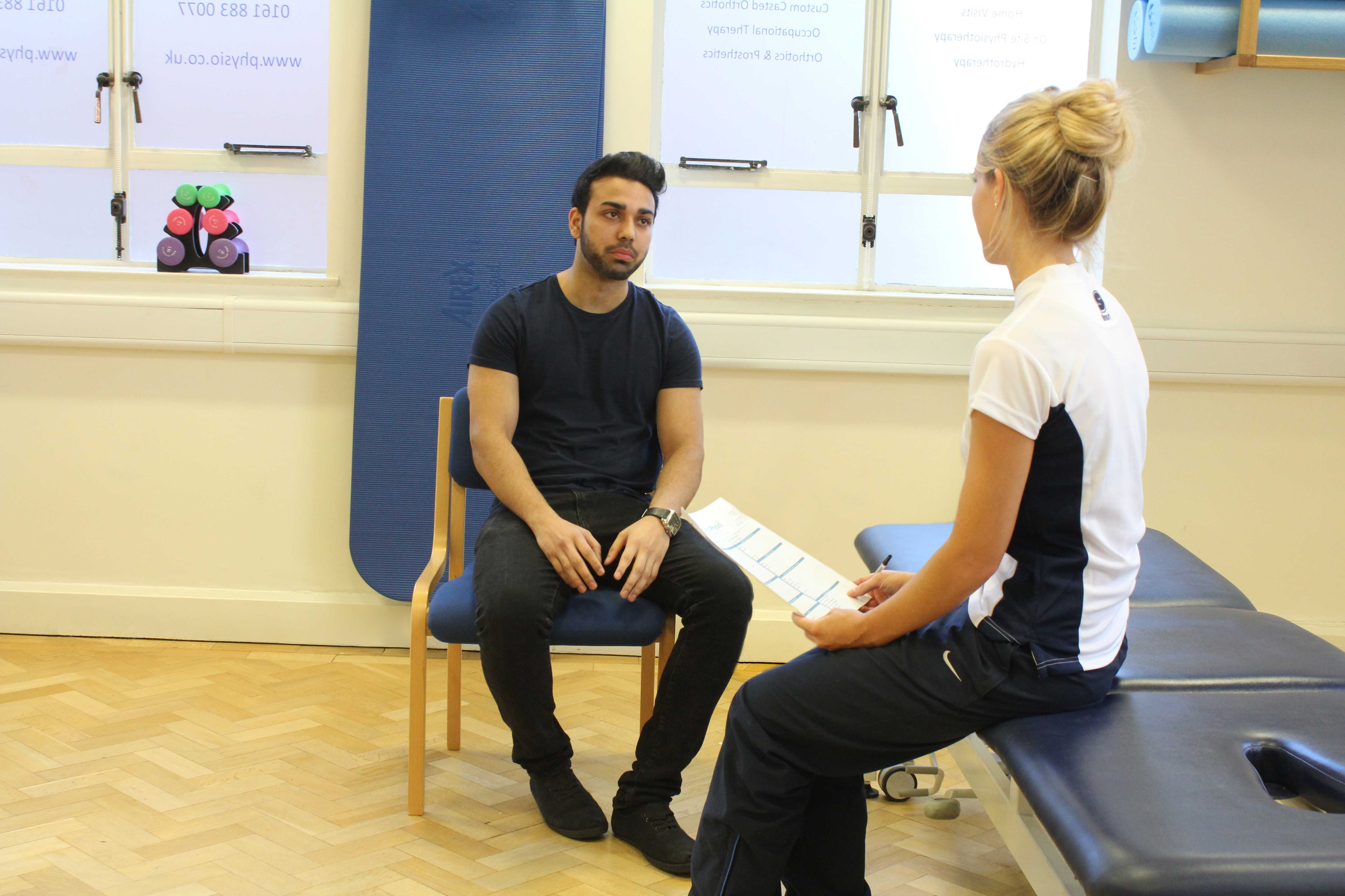 Our therpaist are friendly and caring towards your needs and want to ensure you get the best from your treatment.