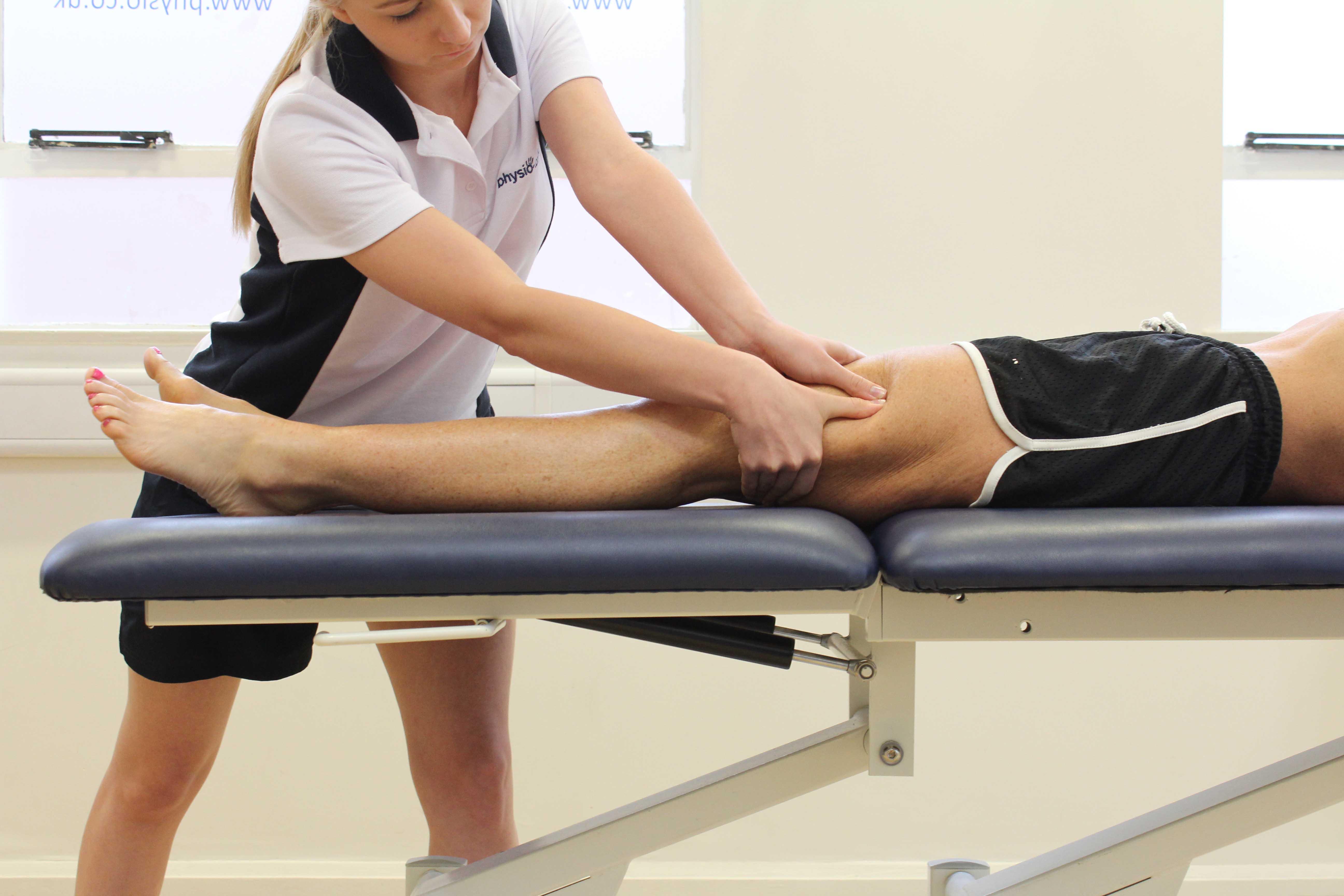 Breakdown Of Scar Tissue - Benefits Of Massage - Massage