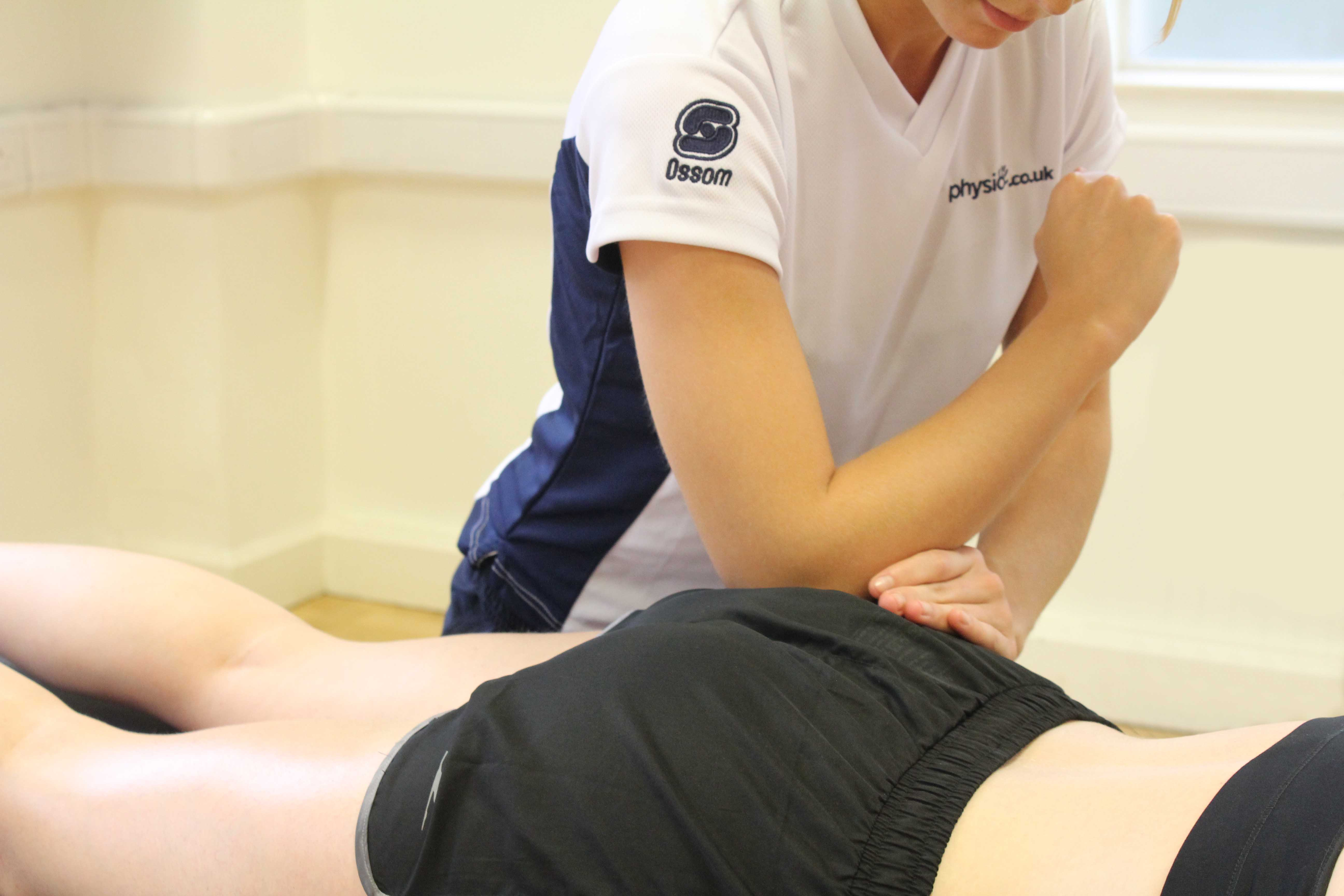 Swedish Massage Butt
