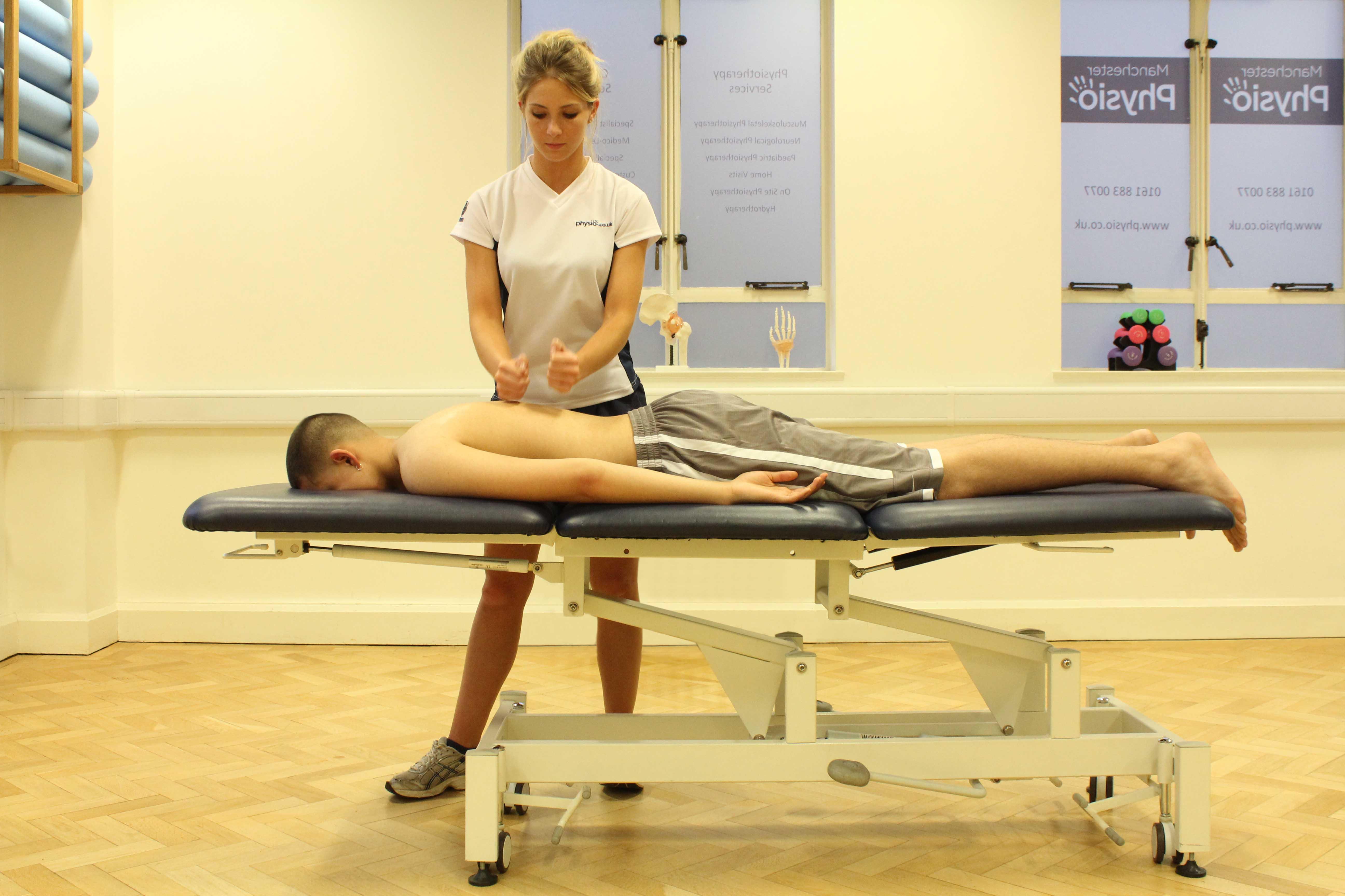 Iliolumbar Ligament Sprain Lower Back Conditions