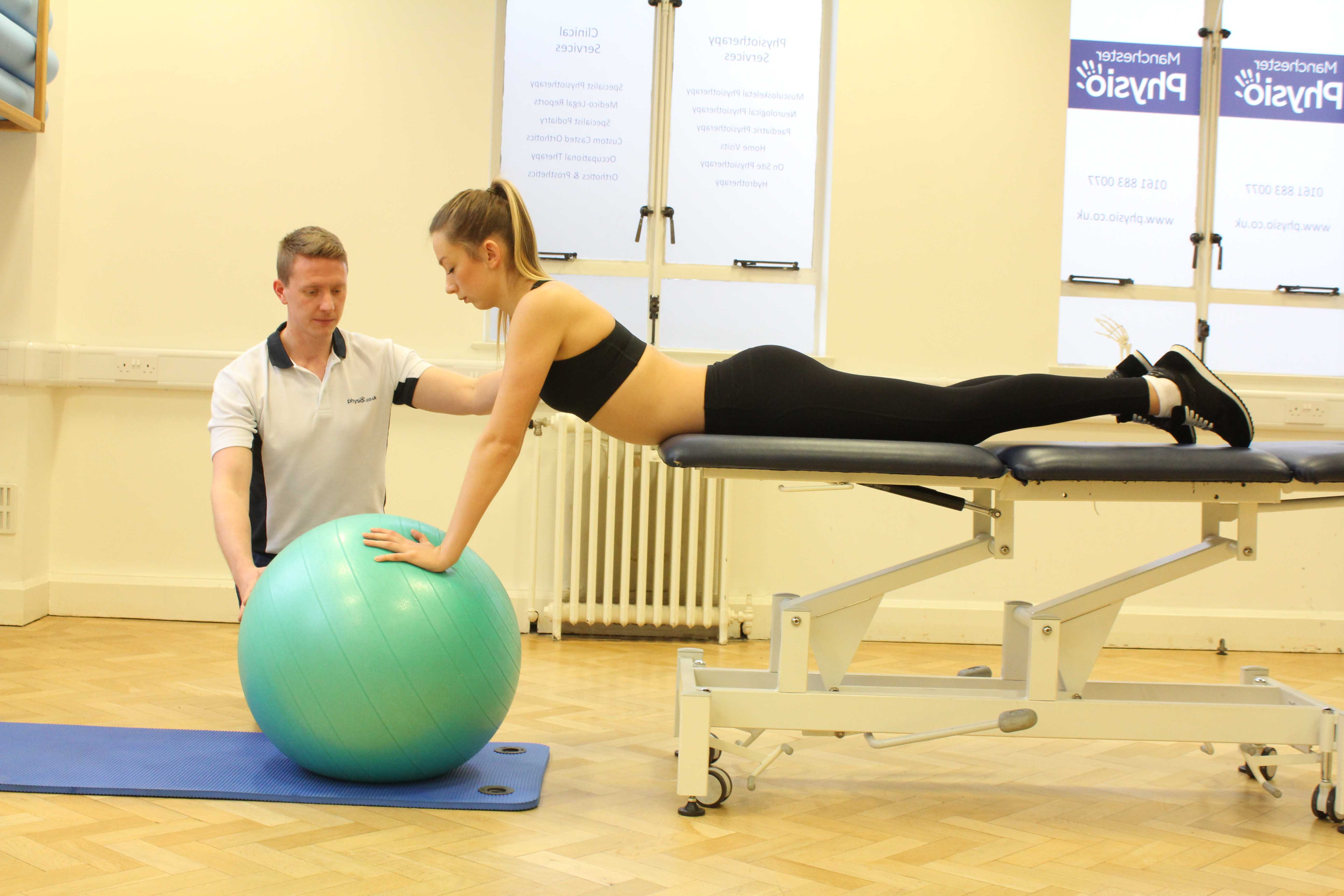 Lower back pain assessment
