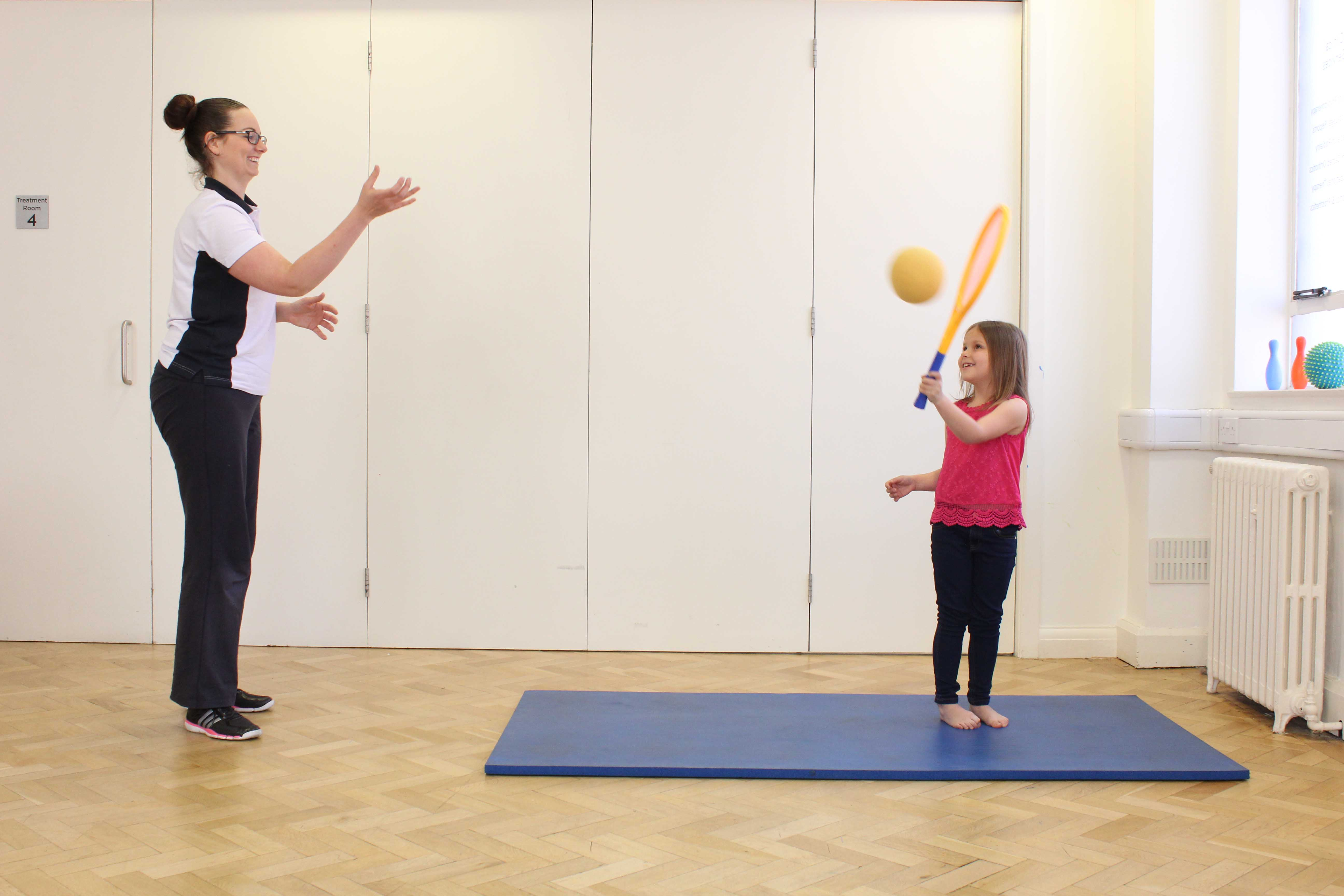 Improving patient awareness of body position through activity