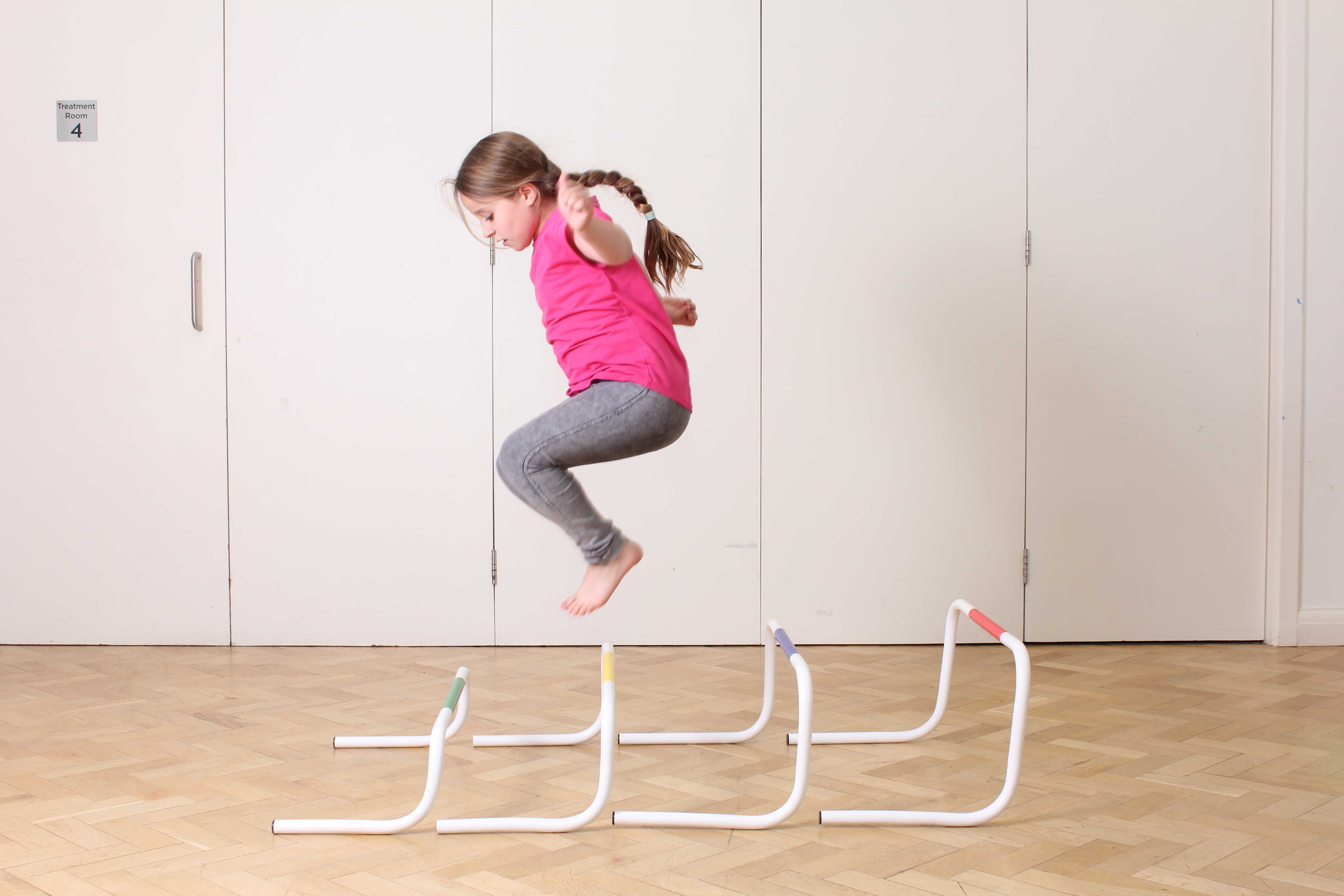Engaging children in play to promote exercise tolerance and improve respiratory function