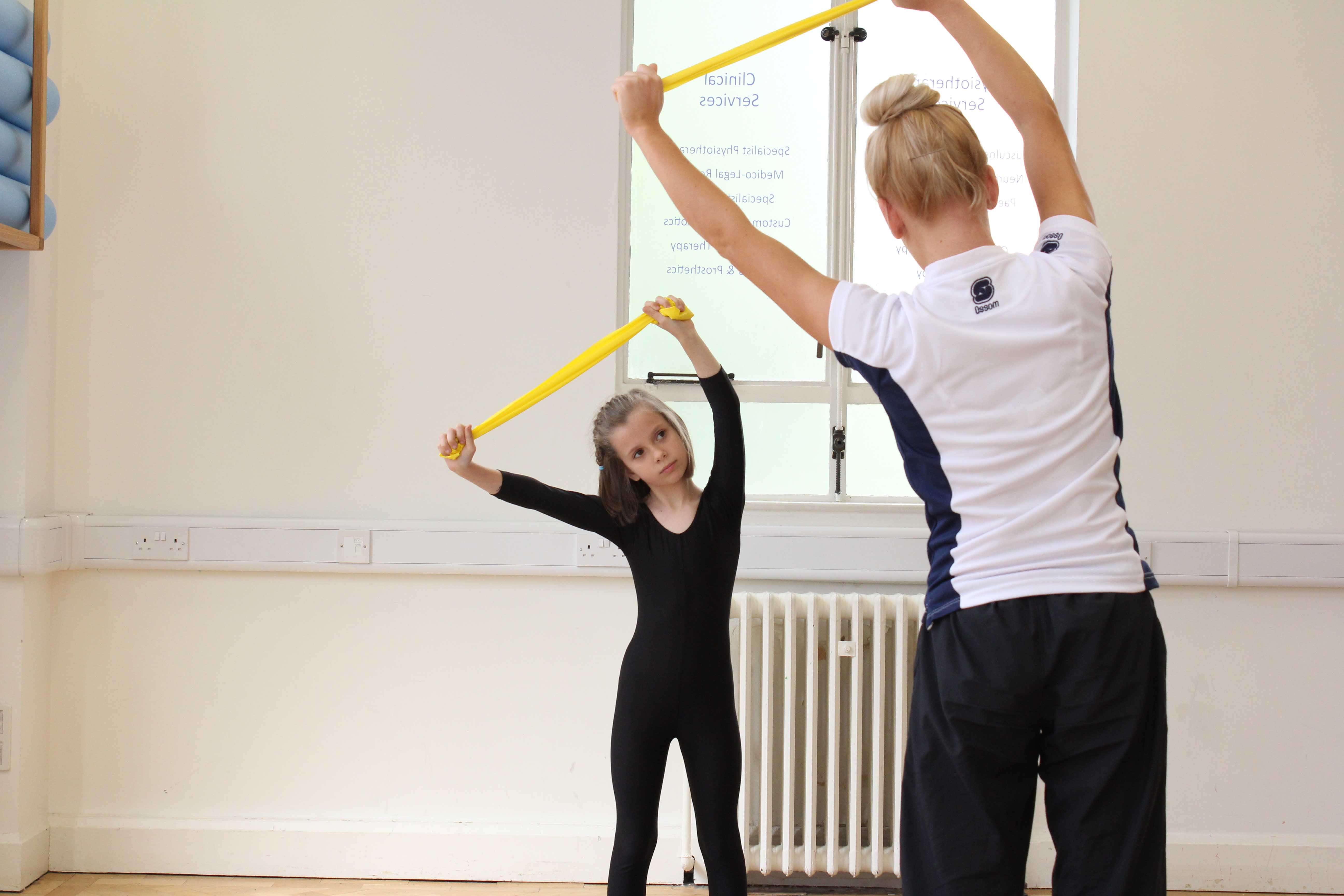 IMproving respiratory function and exercise tolerance through directed play