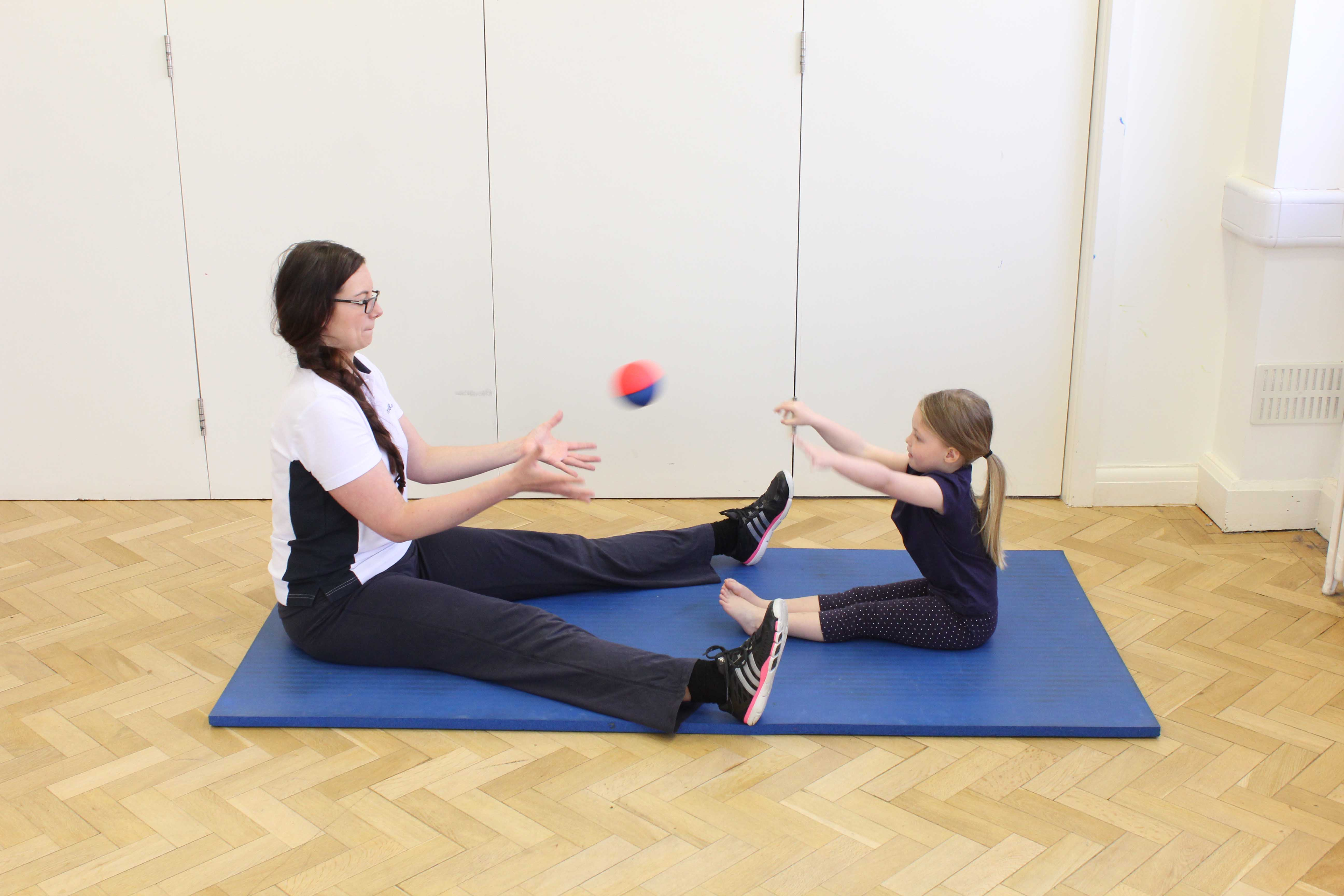 Maintaining upper limb mobility through structered play exercises