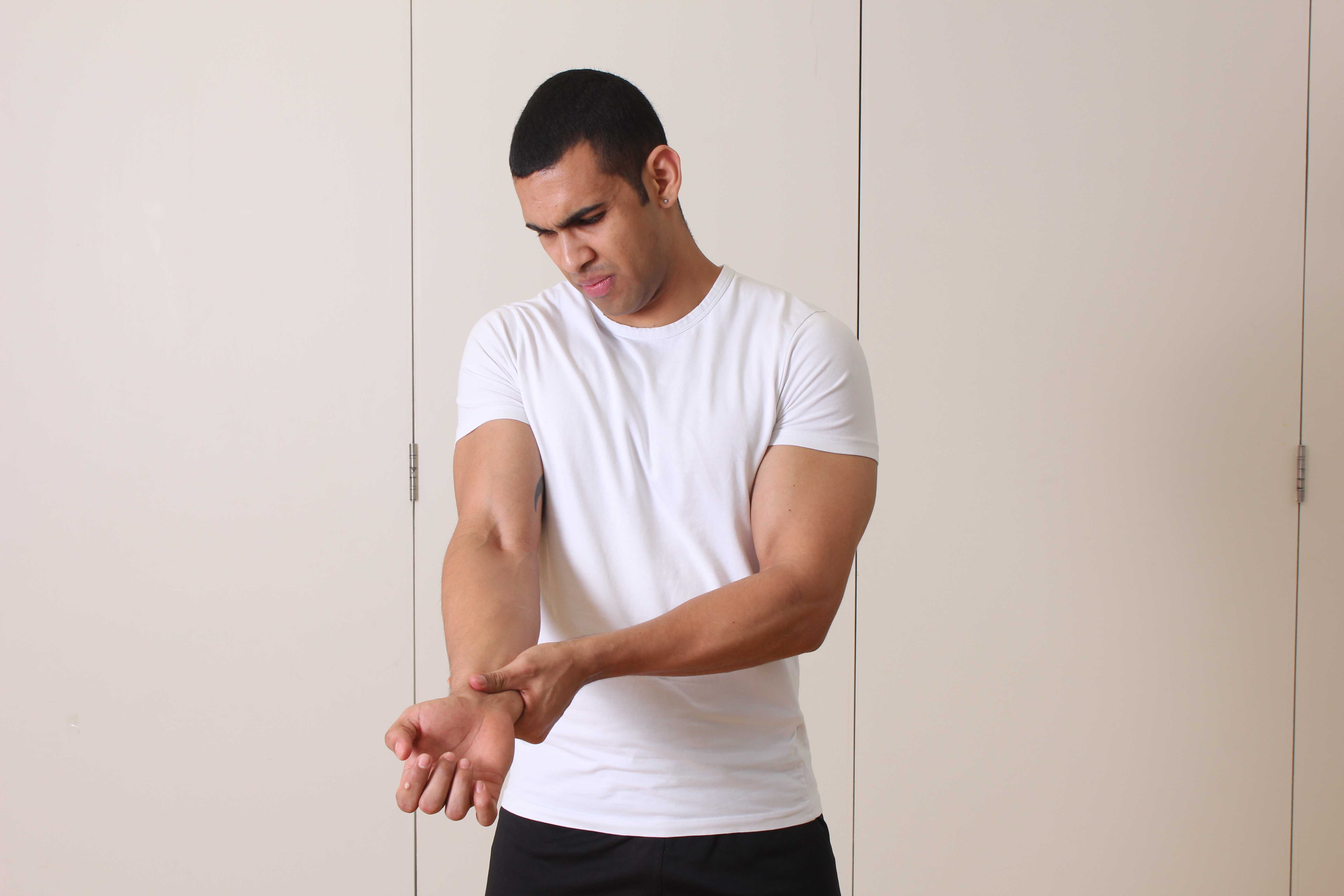 Wrist tendinopathy can be frustrating and unformfortable long term. Book in to see one of our friendly therapists for advice on how to treat it.